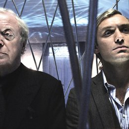 1 Mord für 2 / Sleuth / Sir Michael Caine / Jude Law Poster