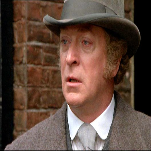 Jack the Ripper / Michael Caine Poster