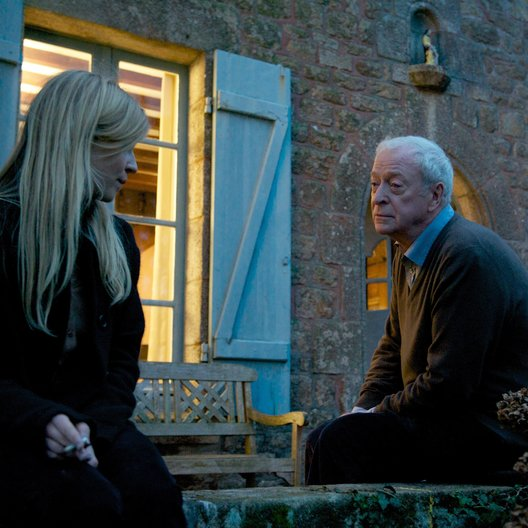 Mr. Morgan's Last Love / Clémence Poésy / Sir Michael Caine Poster