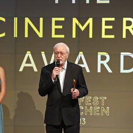 Sir Michael Caine / CineMerit Award 2013 Poster
