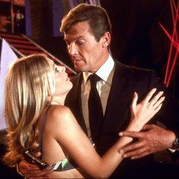 James Bond 007: Der Mann mit dem goldenen Colt / Roger Moore Poster