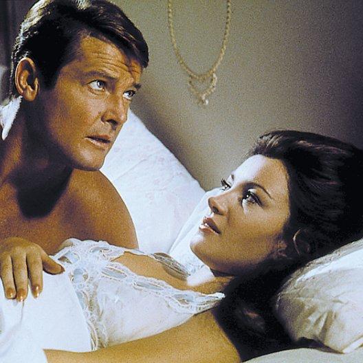 James Bond 007: Leben und sterben lassen / Roger Moore / Jane Seymour / Live and Let Die Poster