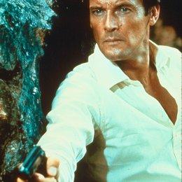 James Bond 007: Leben und sterben lassen / Roger Moore Poster