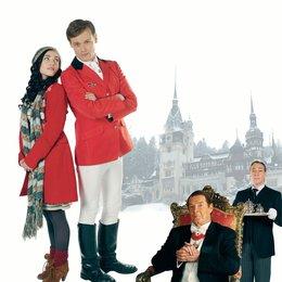 Prinzessin zu Weihnachten, Eine / Sir Roger Moore / Katie McGrath / Sam Heughan / Miles Richardson Poster