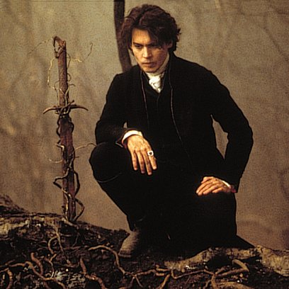 Sleepy Hollow / Johnny Depp Poster