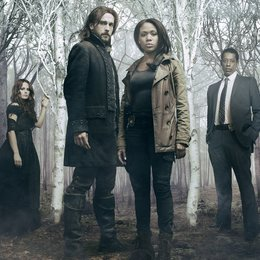 Sleepy Hollow / Tom Mison / Katia Winter / Nicole Beharie / Orlando Jones Poster