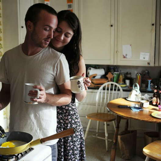 Smashed / Aaron Paul / Mary Elizabeth Winstead Poster