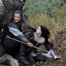 Snow White & the Huntsman / Snow White and the Huntsman / Chris Hemsworth / Kristen Stewart Poster