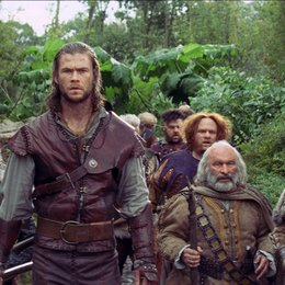 Snow White & the Huntsman / Snow White and the Huntsman / Chris Hemsworth / Bob Hoskins / Ian McShane