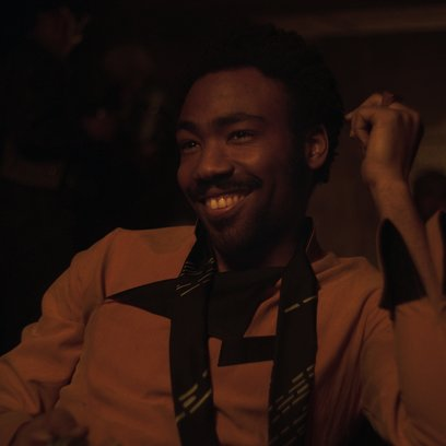 Donald Glover is Lando Calrissian in SOLO: A STAR WARS STORY. Poster