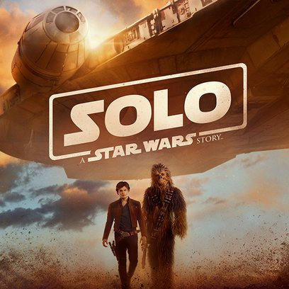 solo-a-star-wars-story-poster-2018 Poster