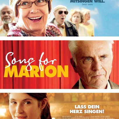 Song for Marion / Song für Marion Poster