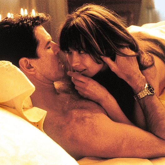 James Bond 007: Die Welt ist nicht genug / Pierce Brosnan / Sophie Marceau / World Is Not Enough, The Poster