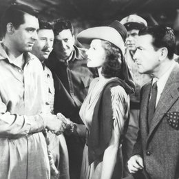 SOS Feuer an Bord / Cary Grant / Rita Hayworth Poster