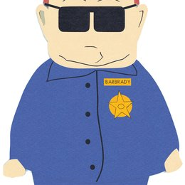 South Park / Officer B. Poster