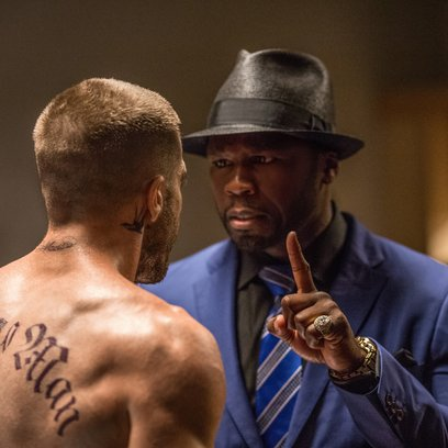 Southpaw / 50 Cent Poster