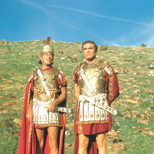 Spartacus / Sir Laurence Olivier Poster