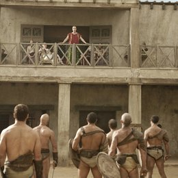 Spartacus: Blood and Sand (1. Staffel, 13 Folgen) Poster