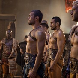 Spartacus: Blood and Sand (1. Staffel, 13 Folgen) / Andy Whitfield / Jai Courtney / Peter Mensah Poster