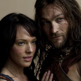 Spartacus: Blood and Sand (1. Staffel, 13 Folgen) / Andy Whitfield / Erin Cummings Poster