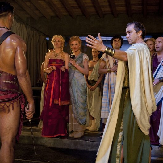 Spartacus: Blood and Sand (1. Staffel, 13 Folgen) / John Hannah / Lucy Lawless / Viva Bianca