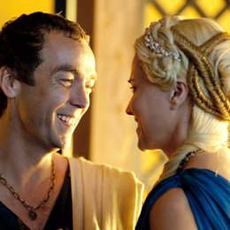 Spartacus: Blood and Sand (1. Staffel, 13 Folgen) / John Hannah / Lucy Lawless Poster