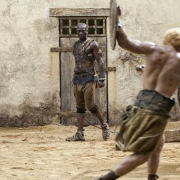 Spartacus: Blood and Sand (1. Staffel, 13 Folgen) / Peter Mensah