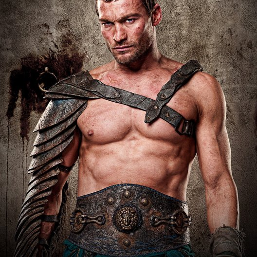 Spartacus: Blood and Sand / Andy Whitfield