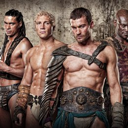 Spartacus: Blood and Sand / Andy Whitfield / Peter Mensah / Nick Tarabay / Jai Courtney / Antonio Te Maioha / Manu Bennett Poster