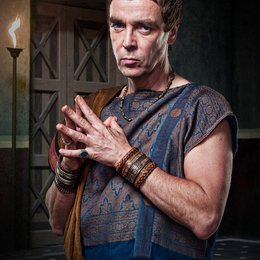 Spartacus: Blood and Sand / John Hannah Poster