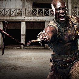 Spartacus: Blood and Sand / Peter Mensah Poster
