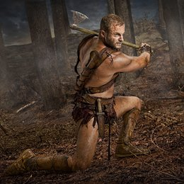 Spartacus: Vengeance (2. Staffel, 10 Folgen) / Spartacus: Blood and Sand / Heath Jones Poster