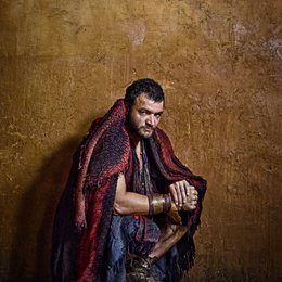 Spartacus: Vengeance (2. Staffel, 10 Folgen) / Spartacus: Blood and Sand / Nick Tarabay Poster
