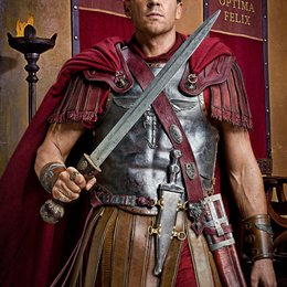 Spartacus: Vengeance (2. Staffel, 10 Folgen) / Spartacus: Blood and Sand / Craig Parker