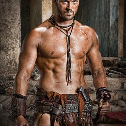 Spartacus: Vengeance (2. Staffel, 10 Folgen) / Spartacus: Blood and Sand / Dan Feuerriegel