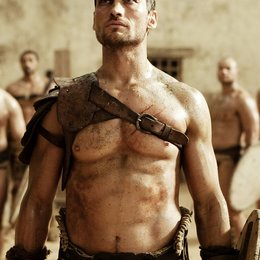 Spartacus: Blood and Sand (1. Staffel, 13 Folgen) / Andy Whitfield Poster