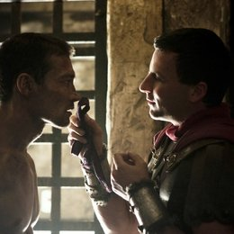 Spartacus: Blood and Sand (1. Staffel, 13 Folgen) / Andy Whitfield / Craig Parker Poster