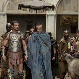 Spartacus: Blood and Sand (1. Staffel, 13 Folgen) / Andy Whitfield / John Hannah Poster
