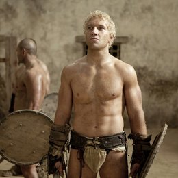 Spartacus: Blood and Sand (1. Staffel, 13 Folgen) / Jai Courtney Poster
