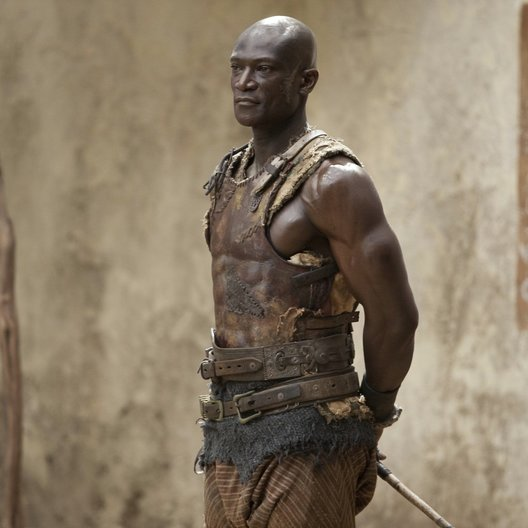 Spartacus: Blood and Sand (1. Staffel, 13 Folgen) / Peter Mensah Poster