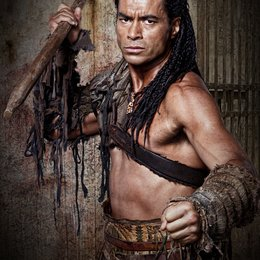 Spartacus: Gods of the Arena / Antonio Te Maioha Poster