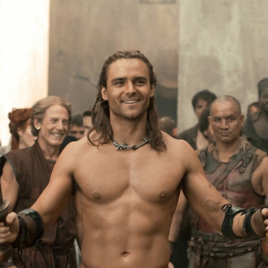 Spartacus: Gods of the Arena / Dustin Clare