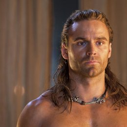 Spartacus: Gods of the Arena / Dustin Clare Poster