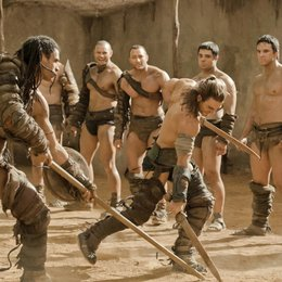 Spartacus: Gods of the Arena / Dustin Clare / Antonio Te Maioha