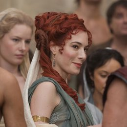 Spartacus: Gods of the Arena / Jaime Murray Poster