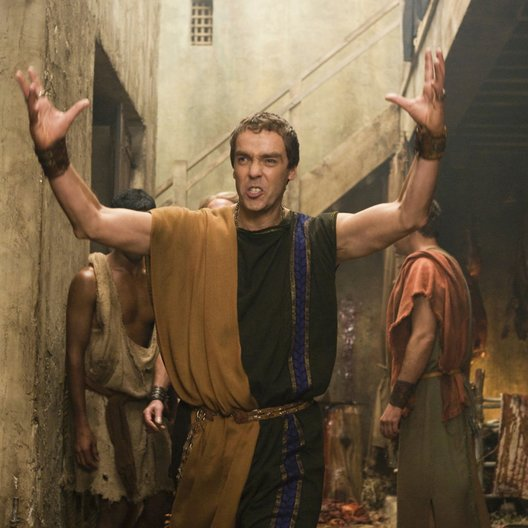 Spartacus: Gods of the Arena / John Hannah Poster