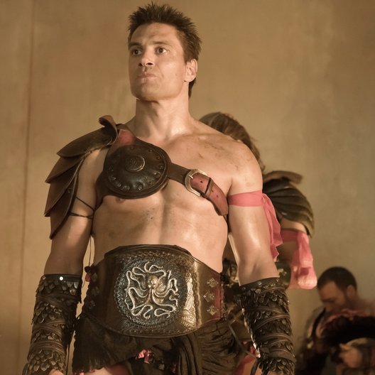 Spartacus: Gods of the Arena / Manu Bennett Poster