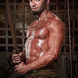 Spartacus: Gods of the Arena / Nick Tarabay Poster