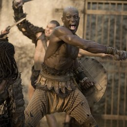 Spartacus: Gods of the Arena / Peter Mensah Poster