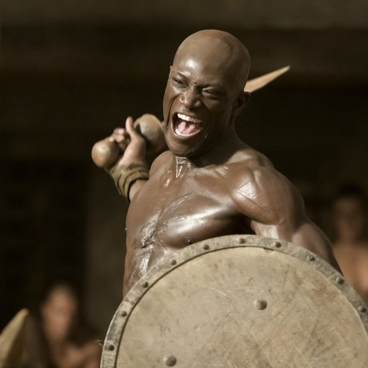 Spartacus: Gods of the Arena / Peter Mensah
